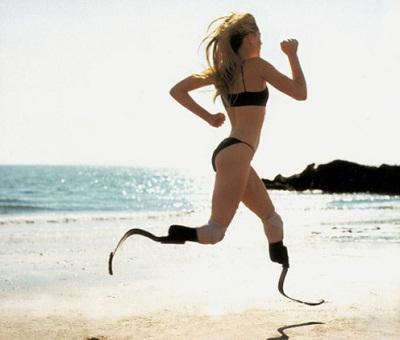 Aimee Mullins, un ejemplo de tenacidad y autosuperación