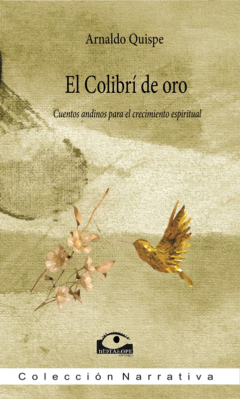 portada colibri de oro