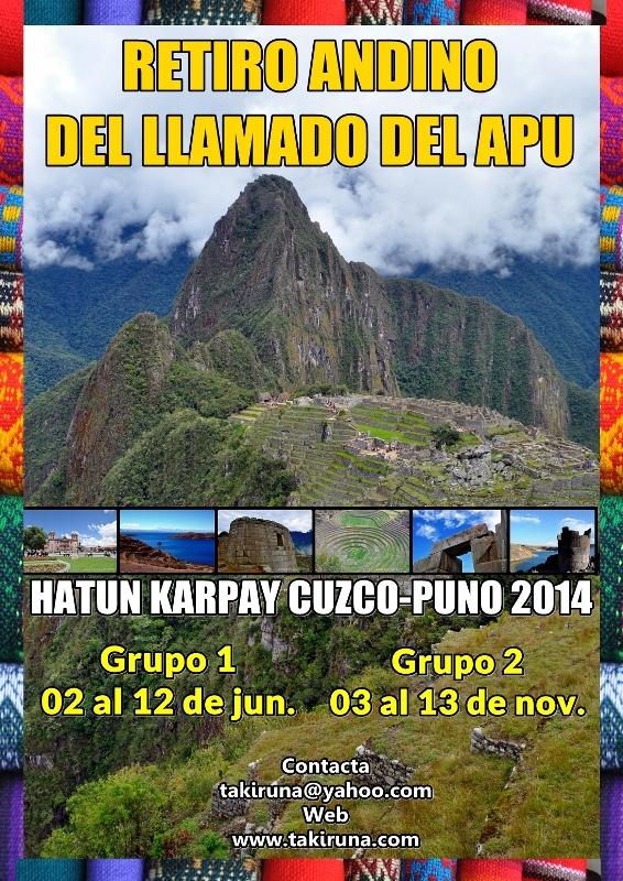 portada retiro andino 2014 es2