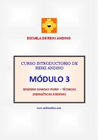 modulo 3 reiki andino