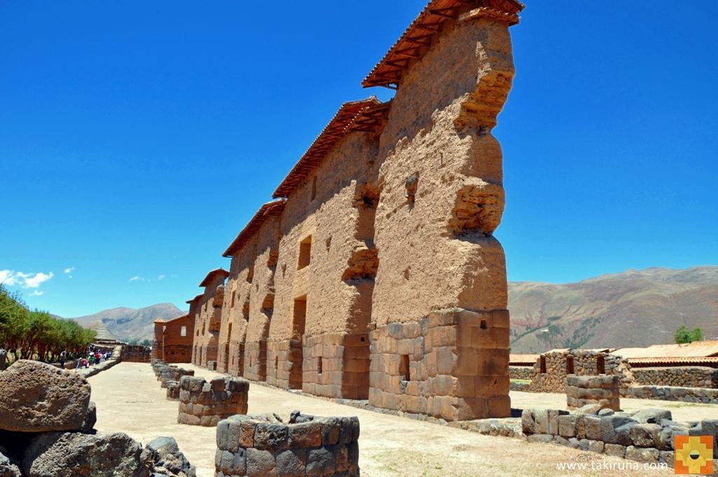 Arqueologico de RAQCHI