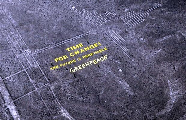 Greenpeace-Nazca