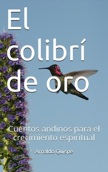 colibri de oro tapa