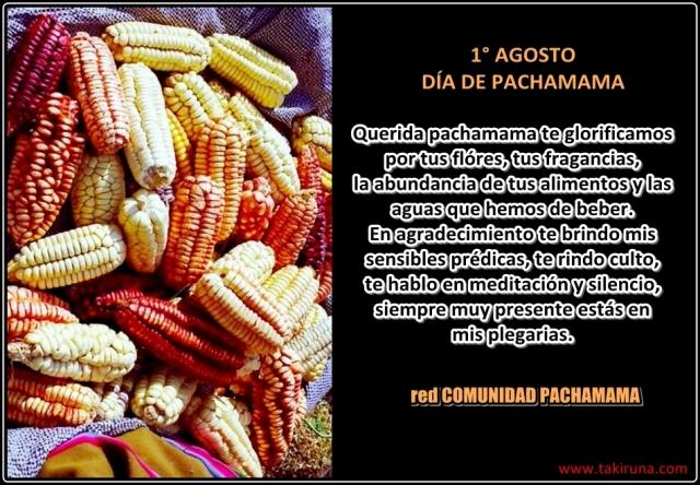 dia de pachamama