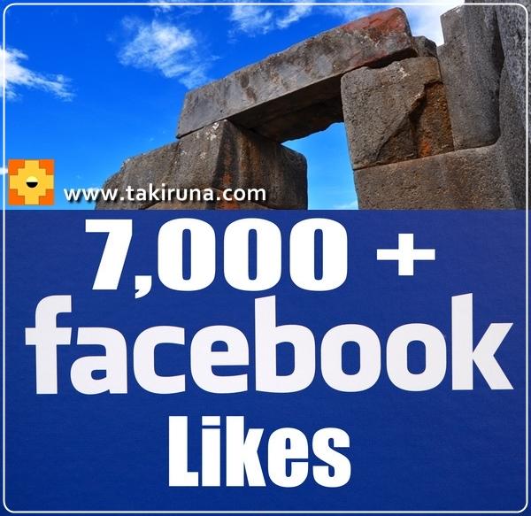 facebook 7000 fans