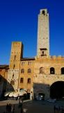 Torres en San Gimgnano