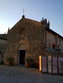 Duomo Monteriggione