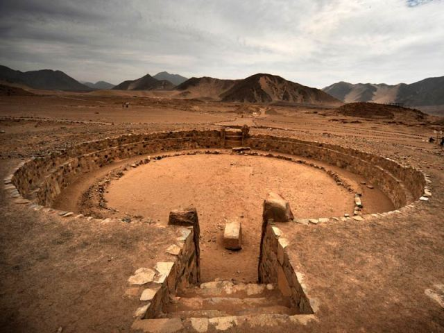 caral 5