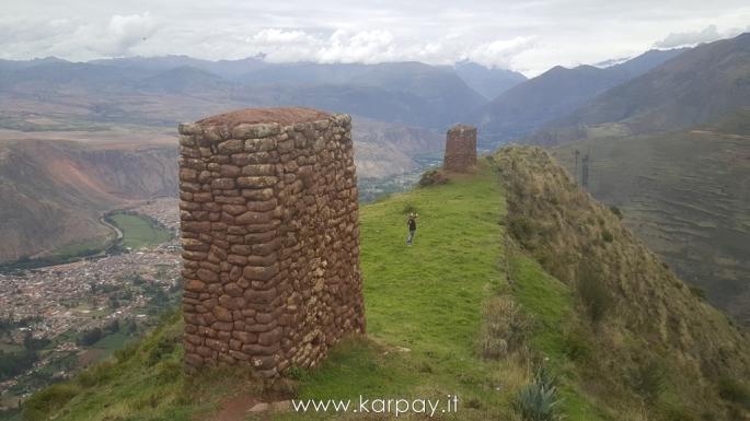 las dos torres incas